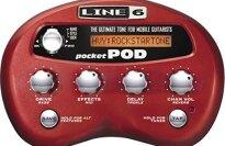 Line 6 Line6 Pocket POD Guitar Amp Modeling Processor