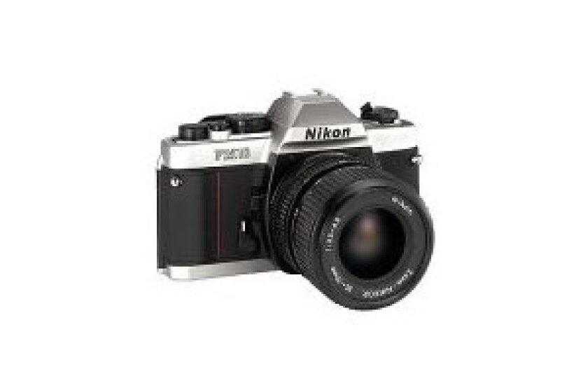 Nikon FM10 35mm SLR Camera