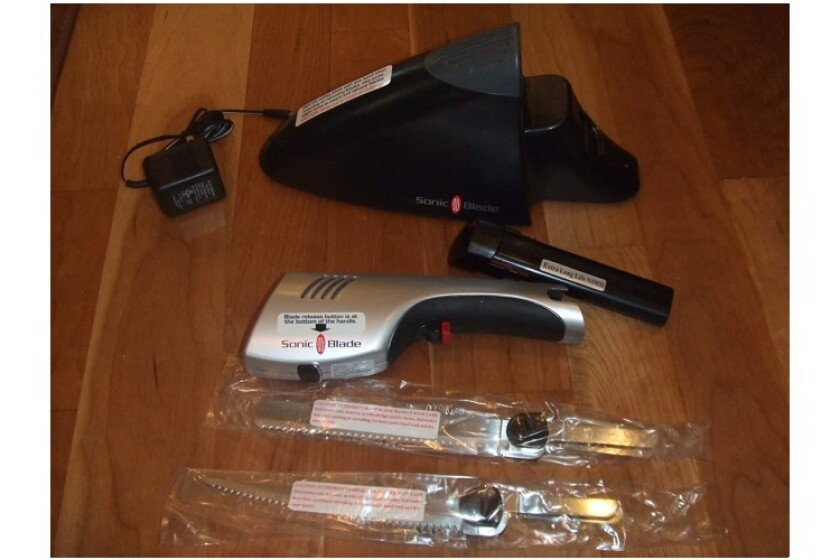 best Emson Sonic Rechargeable Electric Knife