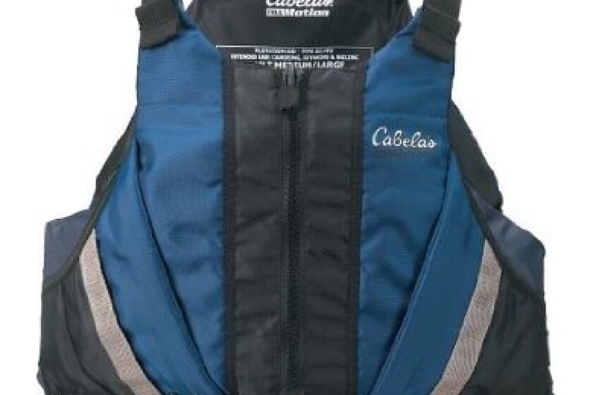 Cabela's Ultimate Full-Motion Life Vest