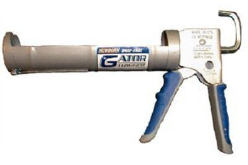Newborn Brothers 930-GTD Gator Trigger Drip-Free Hex Rod Caulk Gun