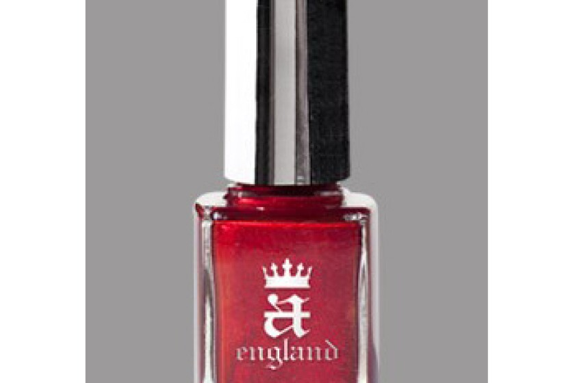 A England Nail Lacquer in Perceval