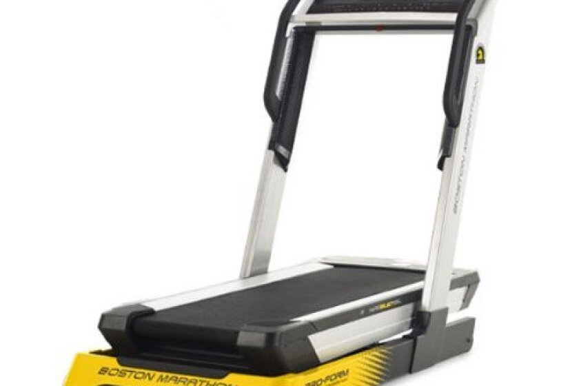 ProForm Boston Marathon Exercise Treadmill