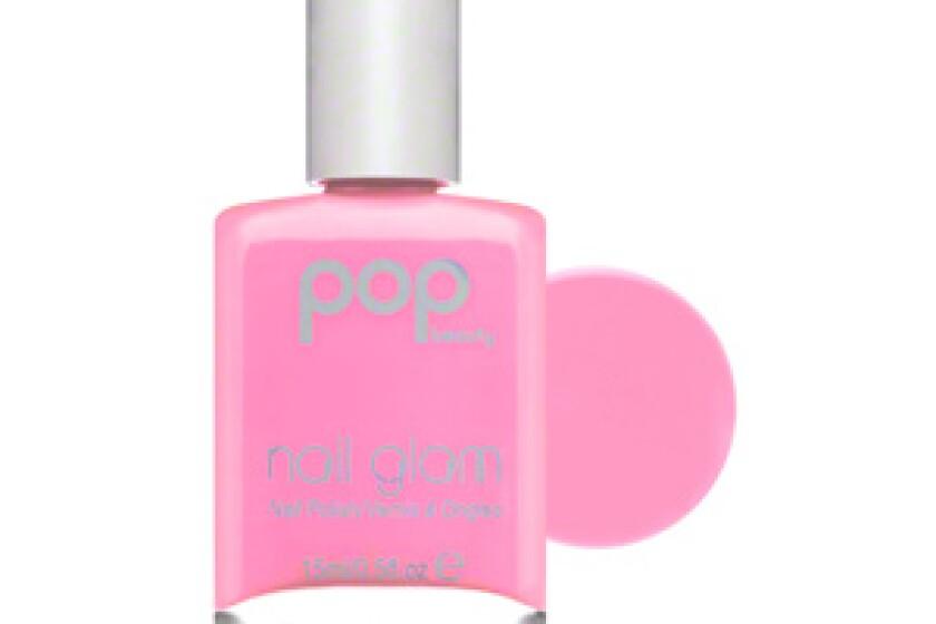 POP Beauty Nail Polish- Pin Up Pink