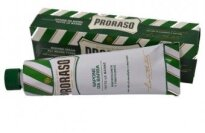 Proraso Shaving Cream with Eucalyptus Oil and Menthol