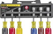 Stanley Hand Tool 62-541 - 6-Piece Nut Driver Set