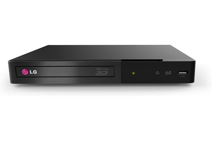 best LG Electronics BP340 Blu-Ray Disc Player with Internet Applications and Built-In Wi-Fi
