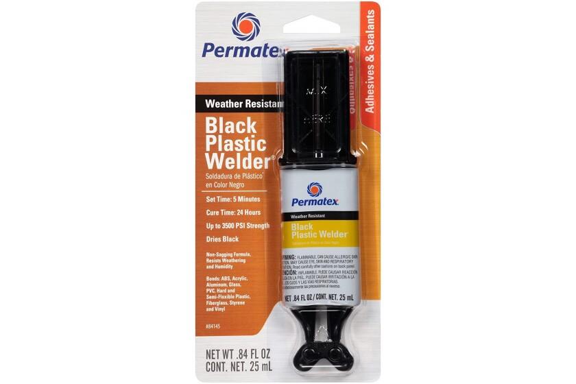 Permatex 84145 Permapoxy黑色塑料焊接