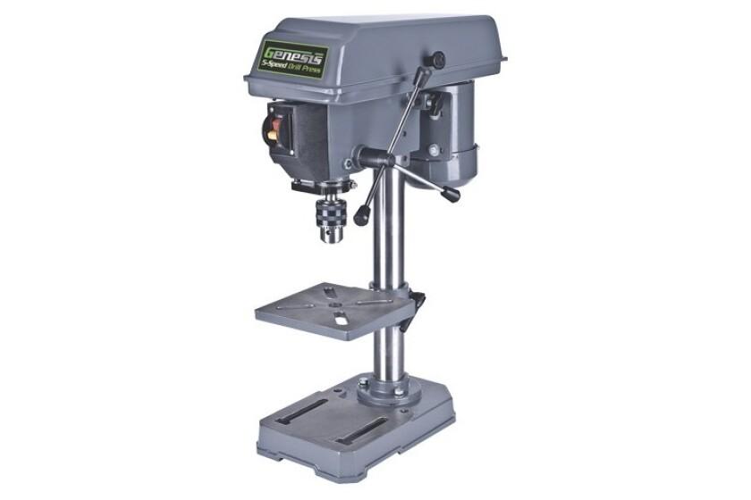 best Genesis 8 Inch 5 Speed Drill Press