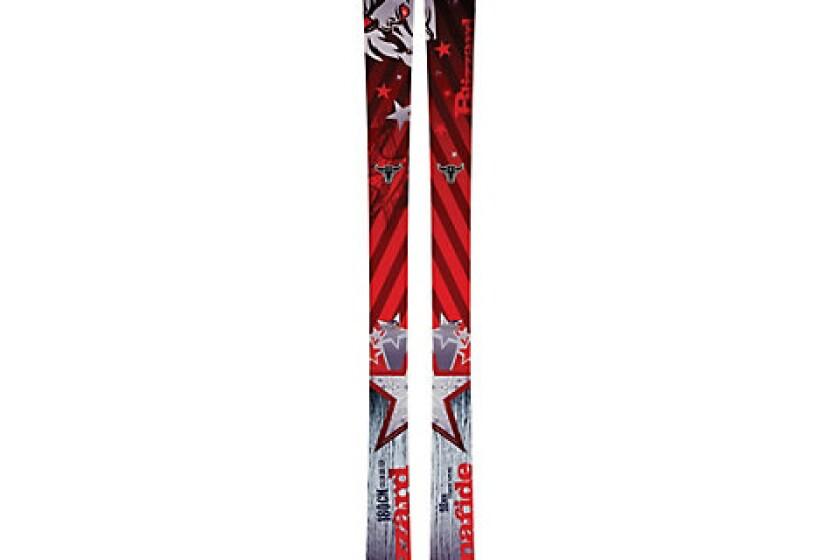 暴雪Bonafide滑雪