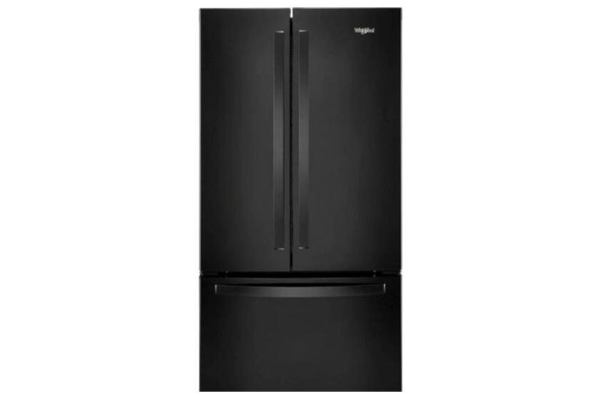 Whirlpool 22.1 Cu. Ft. French Door Refrigerator - WRF532SMBB