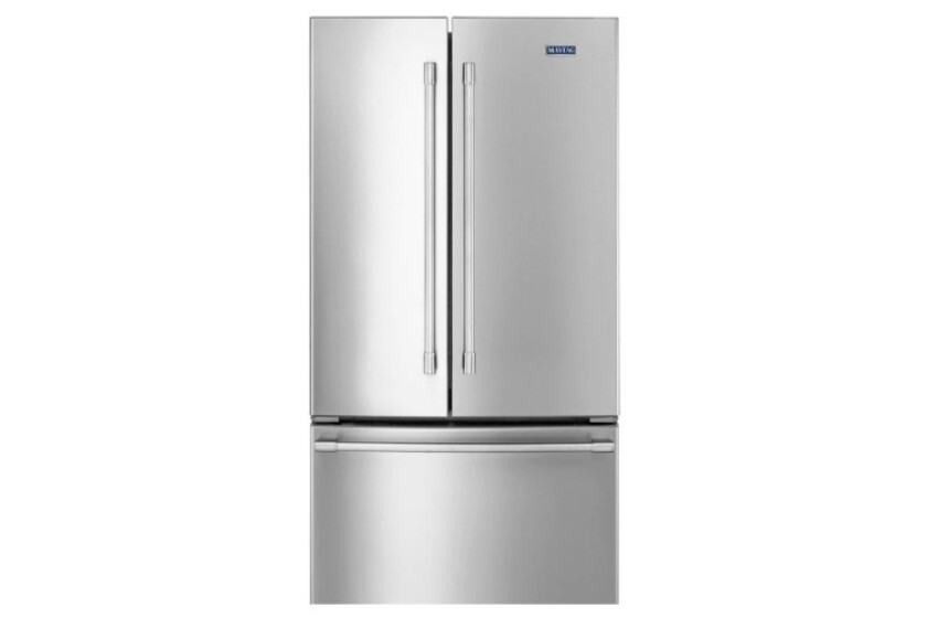 Maytag  22.1 cu. ft. Capacity Stainless Steel French Door Refrigerator