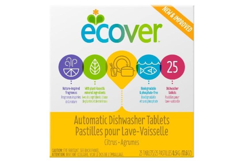best ecological dishwasher detergent