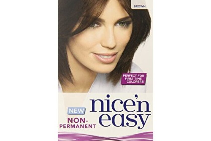 伊卡璐尼斯ñ轻松的非永久性头发颜色