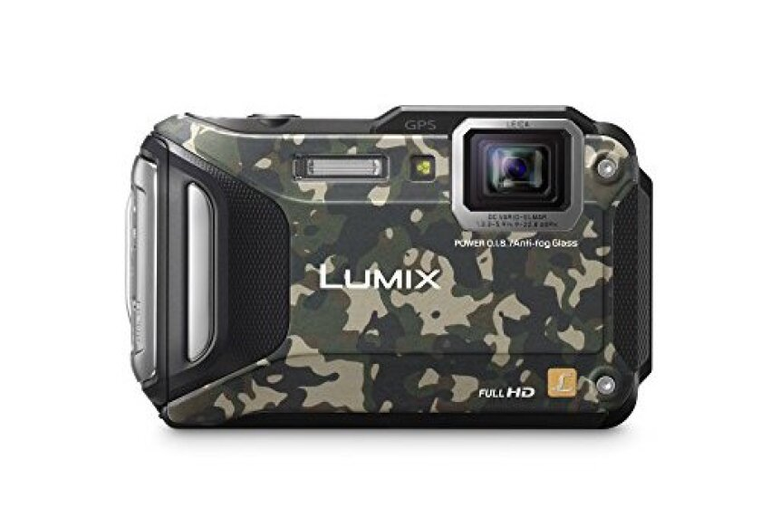 Panasonic DMC-TS6Z LUMIX WiFi Enabled Tough Adventure Camera