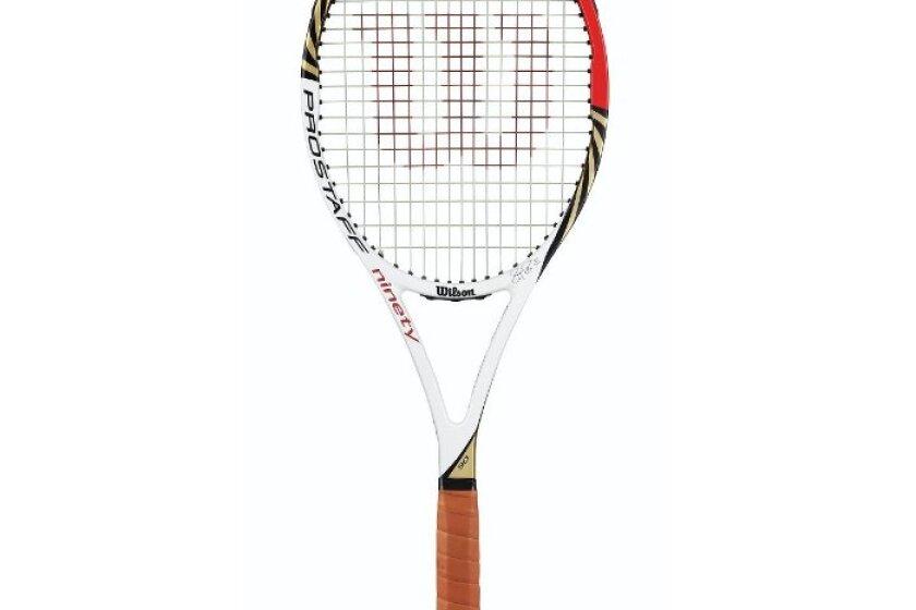 WILSON Pro Staff Tennis Racquet