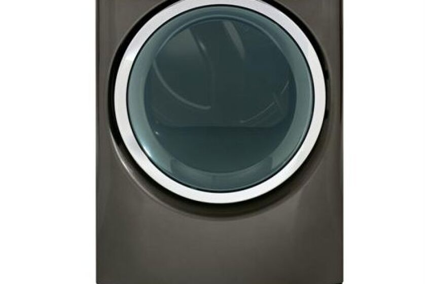 GE 8.3 Cu. Ft. Steam Cycle Electric Front Dryer - GFDR485EFMC