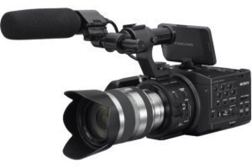 Sony NEX-FS100UK Super 35 Camcorder