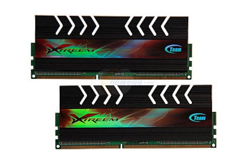 Team Xtreem 8GB 2400 MHZ Memory