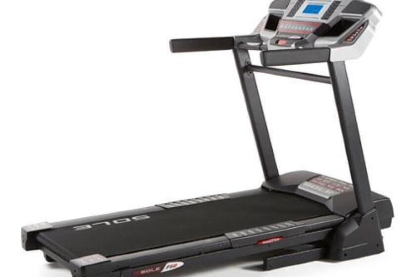 F60 SOLE Treadmill