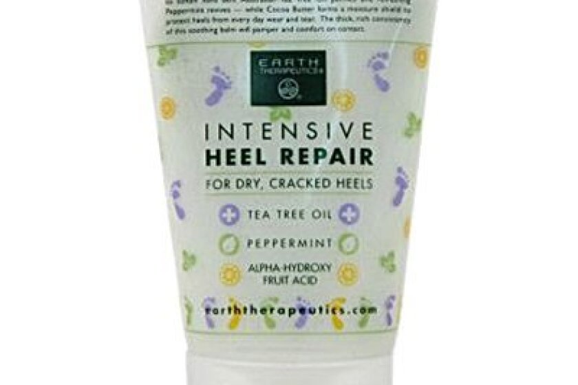 Earth Therapeutics Intensive Heel Repair Foot Cream