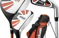 Wilson Ultra Men's Complete Golf Set