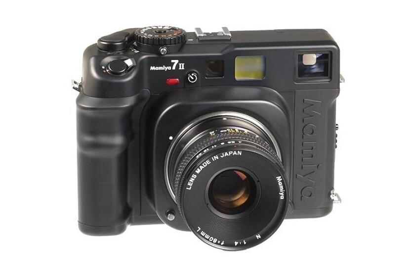 best Mamiya 7 II Pro Vlaue Film Camera