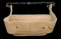 Shihan Authentic Leather Dip Belt