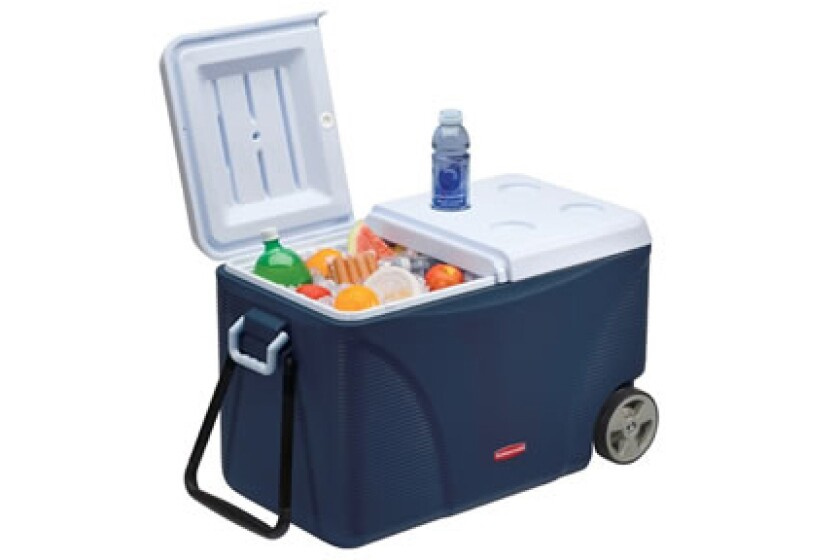 Rubbermaid 75 Qt DuraChill Wheeled 6-Day Cooler