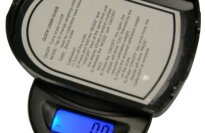 EX-650 Black Digital Coin and Jewelry Pocket Scale