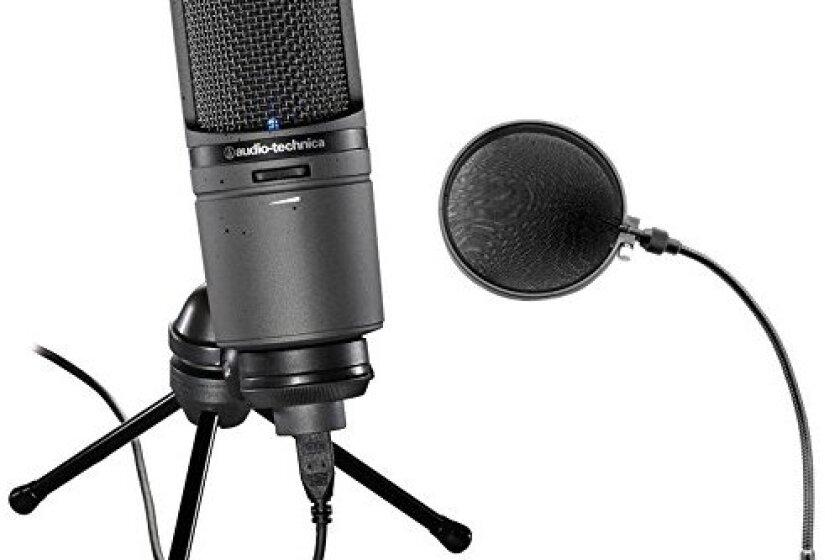 Audio Technica AT2020USBi USB Large Diaphragm Microphone