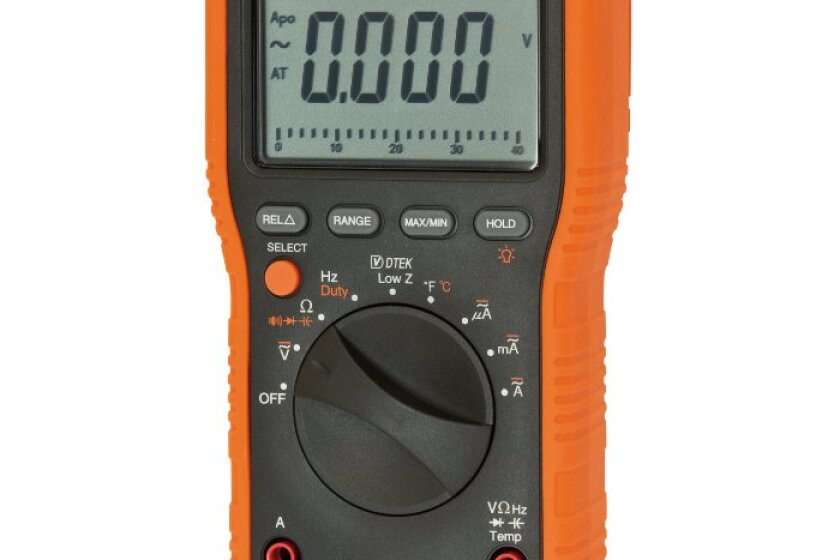 Klein Tools MM2000 Electricians's/HVAC TRMS Multimeter