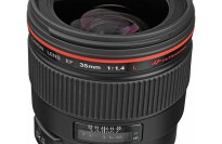Canon Wide Angle EF 35mm f/1.4L USM Autofocus Lens