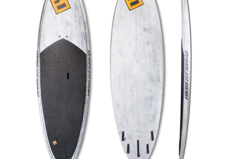 Focus SUP Torpedo Surfing Stand Up Paddle Board