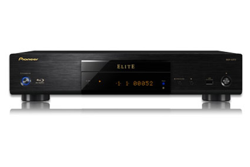Pioneer Elite BDP-52FD Blu-Ray Player