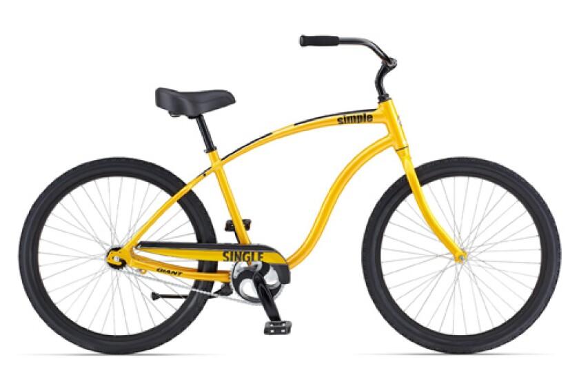 Giant Simple Single Bike