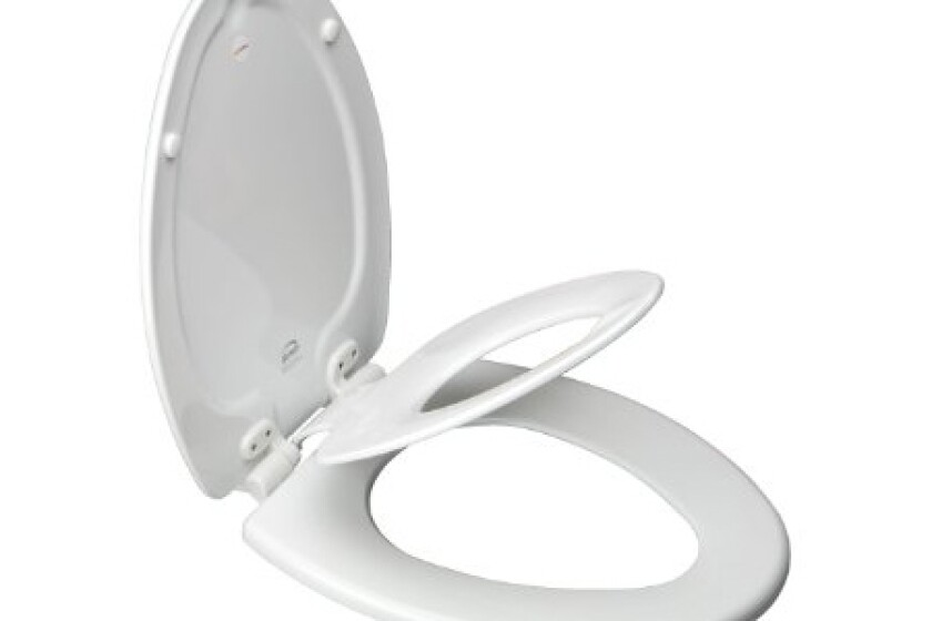 Mayfair 183EC 000 NextStep Child/Adult Built-in Potty Seat