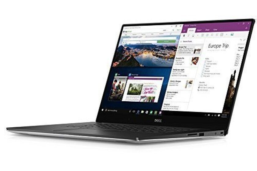 Dell XPS 15 Non-Touch Performance Laptop