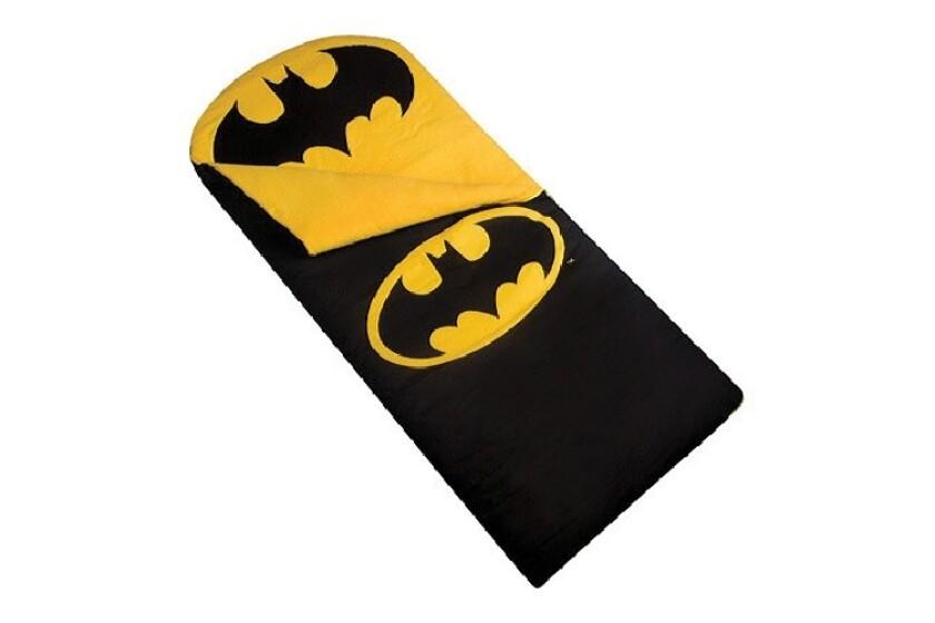 best Wildkin Batman Emblem Sleeping Bag