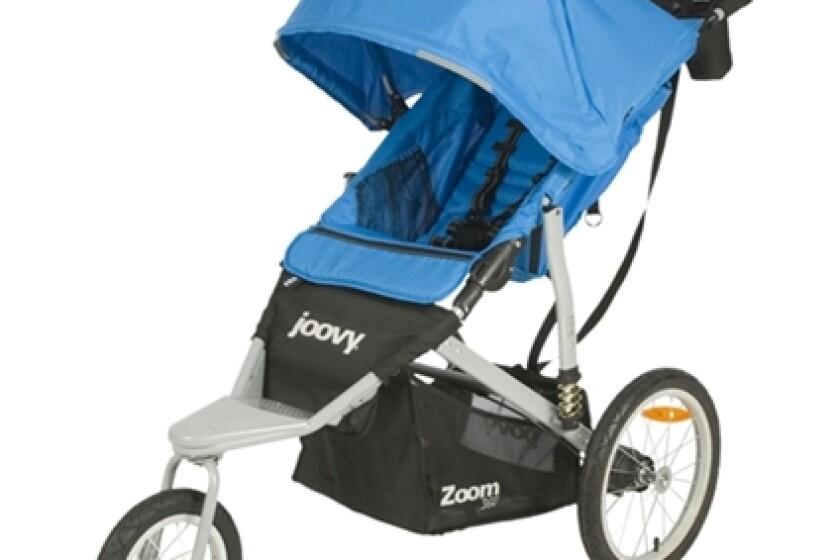 Joovy Zoom360 Swivel Wheel Jogging Stroller