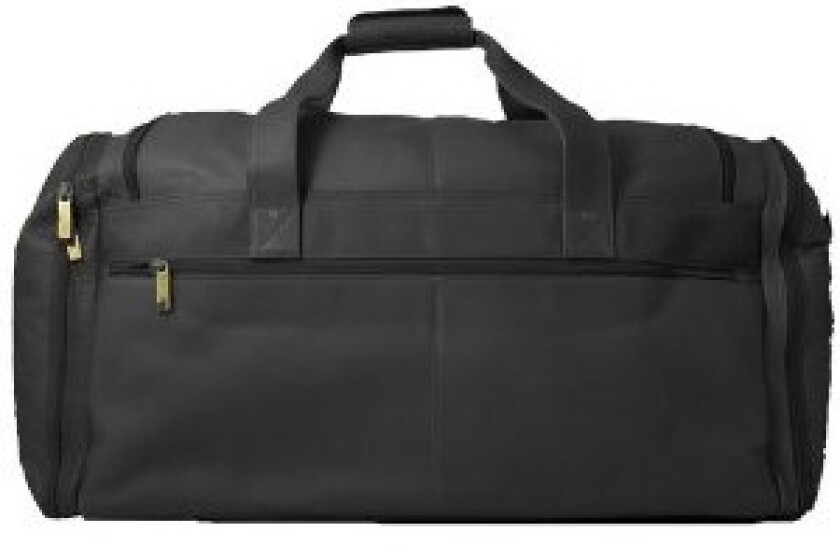 Cape Cod Leather Flyer Vacquetta Leather Duffel Bag
