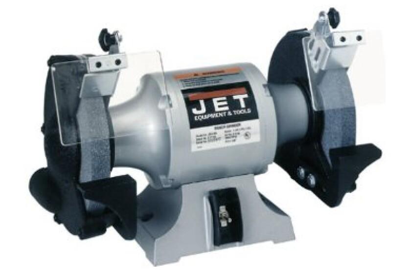 """JET 577103 10"""" Industrial Bench Grinder"""