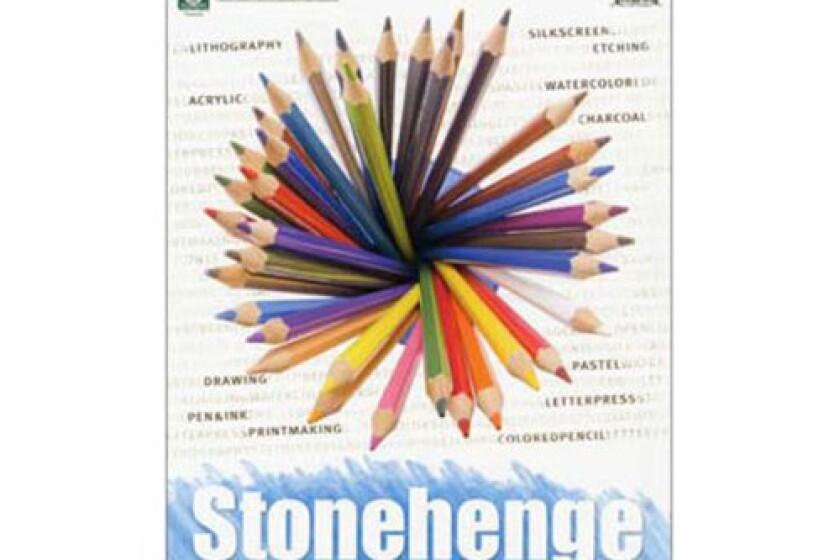 Stonehenge Drawing Pads