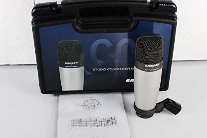 Shure PGA181-XLR Side-address cardioid Condenser Microphone