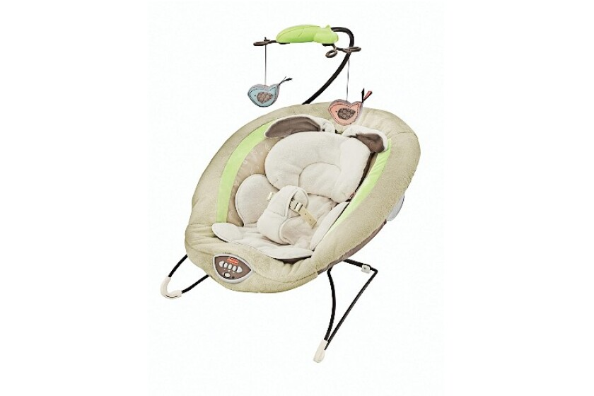 best Fisher-Price My Little Snugabunny Baby Bouncer