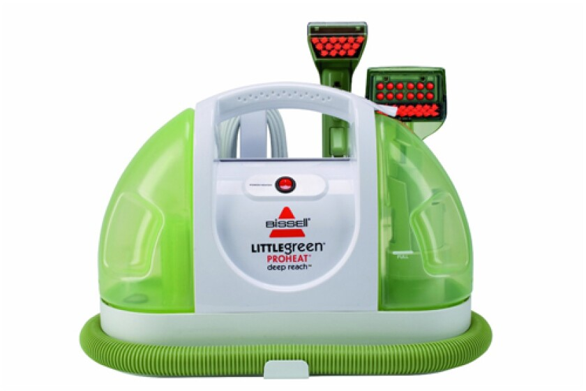 BISSELL Little Green PROheat Deep Reach Spot Cleaner