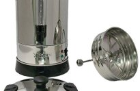 Nesco CU-30 Professional 6.8-Liter, Stainless Steel Coffee Urn