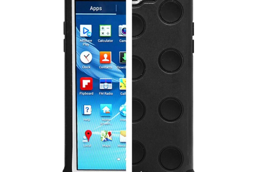 Ionic GUARDIAN Armor Case for Samsung Galaxy Note II