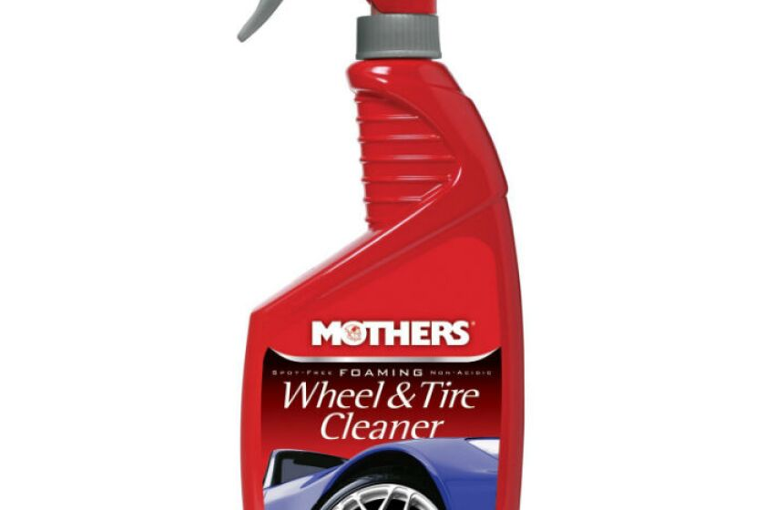 Mothers Foaming Wheel & Tire Cleaner (05924)
