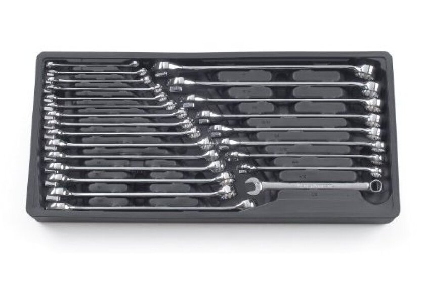 GearWrench 24pc Combination Wrench Set